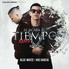 Se Acaba El Tiempo Remix (Single) - Blue Wayze