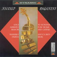 Paganini Sonate Di Lucca Per Violino E Chitarra CDS
