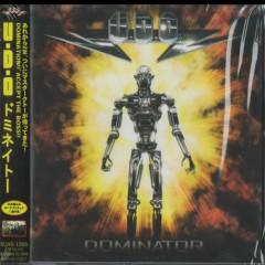 Dominator (Japanese) - U.D.O