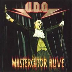 Mastercutor Alive (CD1) - U.D.O