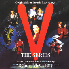 V: The Series OST (Score) (P.1) - Dennis McCarthy