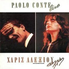 Paolo Conte & Haris Alexiou - Live