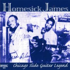 Chicago Slide Guitar Legend (CD2) - Homesick James