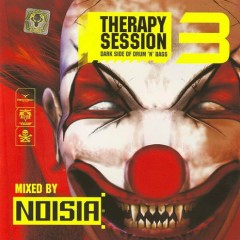 Therapy Session 3 Mix by Noisa (CD1) - Noisia