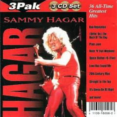 36 All-Time Greatest Hits CD3 - Sammy Hagar