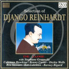 Selection Of Django Reinhardt (CD 2) - Django Reinhardt