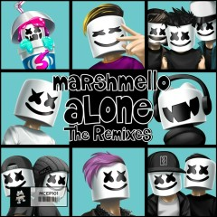 Alone (The Remixes) - Marshmello
