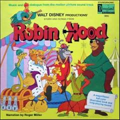 Robin Hood OST (Walt Disney's) (P.1) - George Bruns