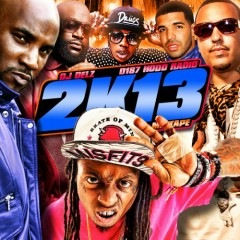 D187 Hood Radio 2K13 (CD1)