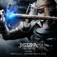 DISSIDIA FINAL FANTASY -Arcade- ORIGINAL SOUNDTRACK vol.2 CD2