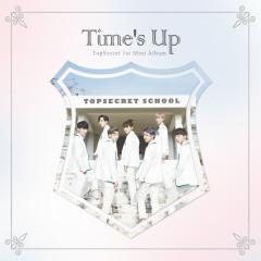 TopSecret 1st Mini Album (Time's Up)
