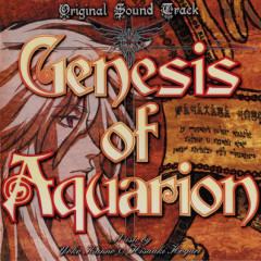 Genesis of Aquarion OST - AKINO