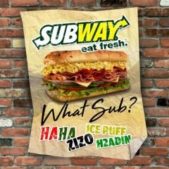 What Sub (Single) - Haha, Zico, Ice Puff, H2Adin