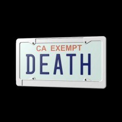 Government Plates  - Death Grips