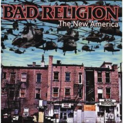 New America (CDS) - Bad Religion