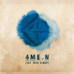 The 5th Album Vol.1 – The True Story '실화' - 4Men