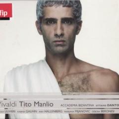 Vivaldi  Tito Manlio (RV738a) CD8