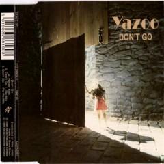 Don't Go (Singles) - Yazoo