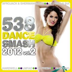 538 Dance Smash 2012 Vol. 2 (CD1)