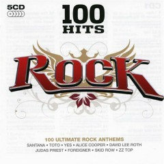 100 Hits Rock (CD5)