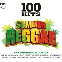 100 Hits Summer Reggae (CD5)