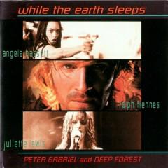 While The Earth Sleeps (Japanese Press)