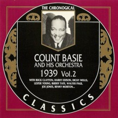 The Chronological Classics: Count Basie and His Orchestra 1939 - Vol.2 (CD1)