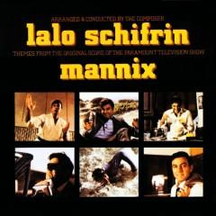 Mannix OST  - Lalo Schifrin