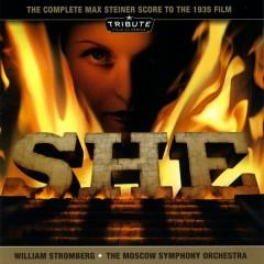 She OST (P.1) - Max Steiner