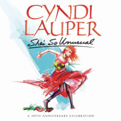 She's So Unusual A 30th Anniversary Celebration (Deluxe Edition) (CD1) - Cyndi Lauper