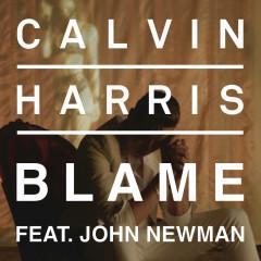 Blame - Single - Calvin Harris