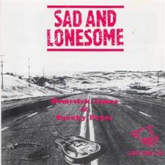Sad And Lonsome  - Homesick James,Snooky Pryor