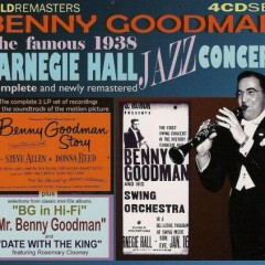 The Complete Famous Carnegie Hall Jazz Concert Plus 1950s Material (CD 1) (Part 2)