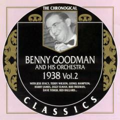 Benny Goodman And His Orchestra: 1938 Vol. 2 (CD 2)