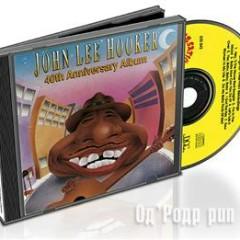 John Lee Hooker's 40th Anniversary Album