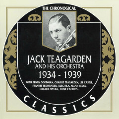 Jack Teagarden And His Orchestra: 1934-1939 (CD 1)