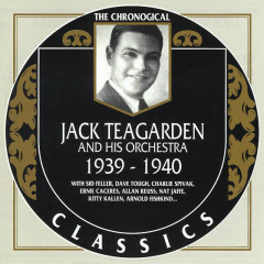 Jack Teagarden And His Orchestra: 1939-1940 (CD 2)