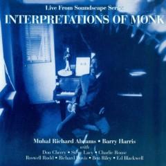 Interpretations Of Monk: Vol.1 - Afternoon Concert
