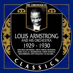 Louis Armstrong And His Orchestra: 1929-1930 (CD 2)