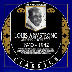 Louis Armstrong And His Orchestra: 1940 - 1942 (CD 2)