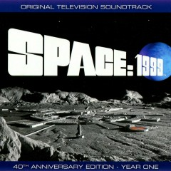 Space. 1999 - Year One (40th Anniversary Edition) (CD3) (P.2) - Barry Gray