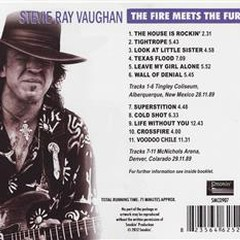 The Fire Meets The Fury - Stevie Ray Vaughan