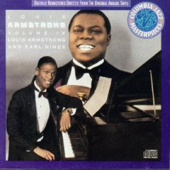 Louis Armstrong & Earl Hines Volume 4