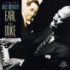 Earl Hines Plays Duke Ellington (CD 1)