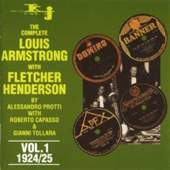 The Complete Louis Armstrong With Fletcher Henderson Vol 1