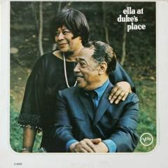 Ella At Duke's Place - Ella Fitzgerald,Duke Ellington