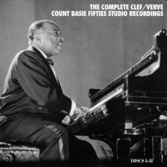 The Complete Clef / Verve Count Basie Fifties Studio Recordings (CD 2)