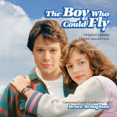 The Boy Who Could Fly (Score) (P.1)