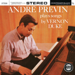 Andre Previn Plays Songs By Vernon Duke