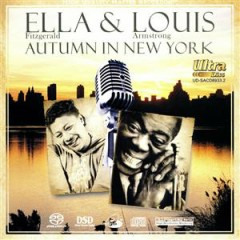 Autumn In New York - Ella Fitzgerald,Louis Armstrong